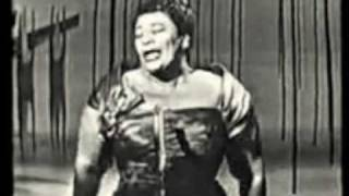 Ella Fitzgerald British TV 1961 Stompin ar the Savoy