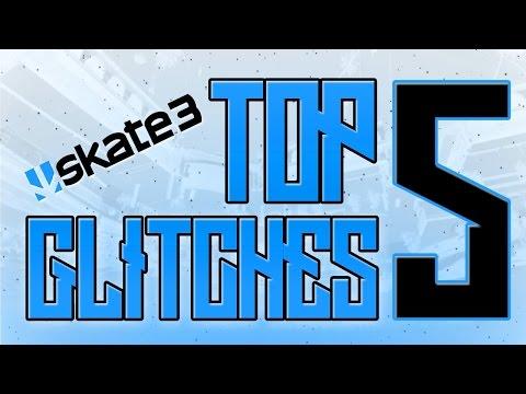Skate 3 Xbox One Top 5 Glitches NEW GLITCH EP 8