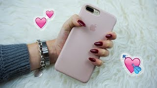 WHAT'S IN MY IPHONE 7 PLUS ♡
