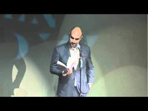 Hari Kunzru @ Book Slam (2011)
