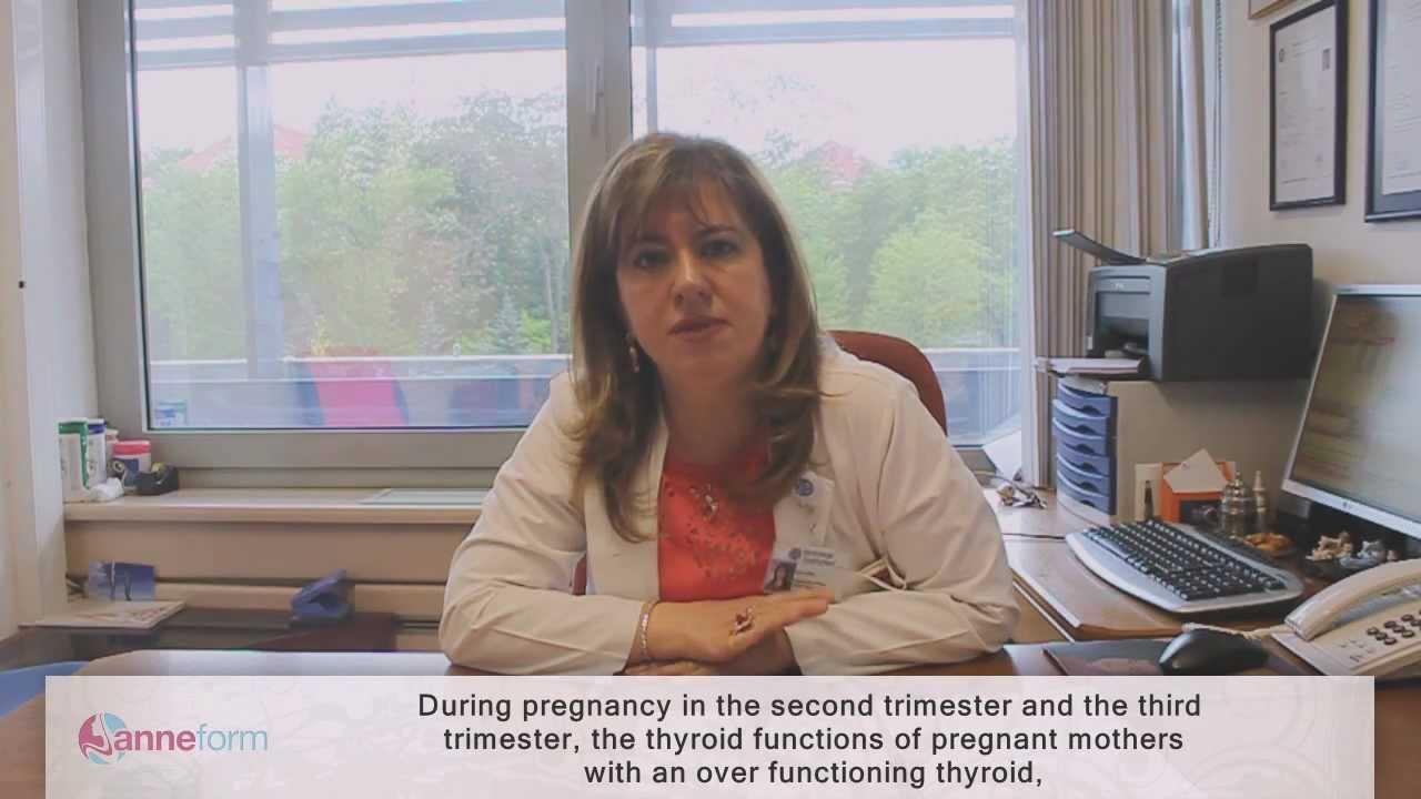 Hamilelikte guatr tedavisi