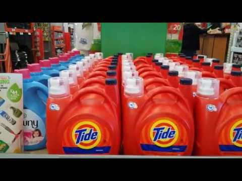 📣📣Tide at HOME DEPOT today only 9.97🤗