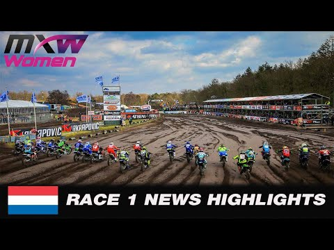 WMX Race 1 News Highlights - MXGP of The Netherlands 2020