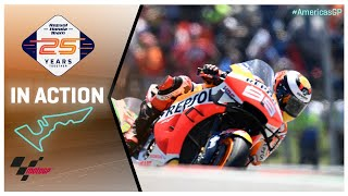 Honda in action: Red Bull Grand Prix of the Americas
