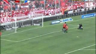 Independiente 4 Racing 1 Clausura 2012 Los goles (Relato Mariano Closs)