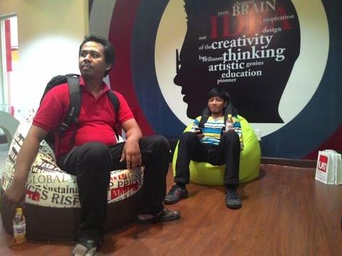 Launching DILO (Digital Lounge) Medan, 13 Oktober 2014