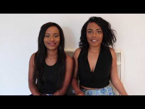 INTRODUCTION: Angolan - South African Youtubers | The Ambrosio Sisters