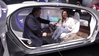 Mercedes-Benz F 015: The ultimate self-driving car?