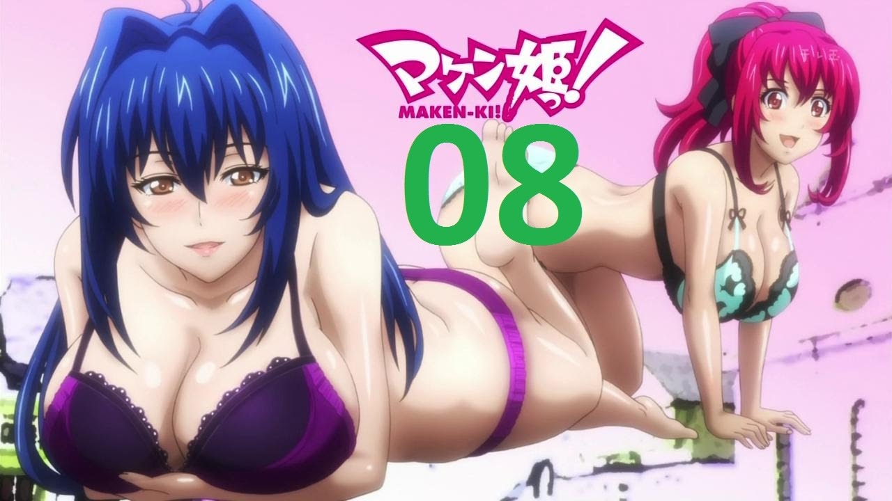 Maken-ki english dub episode 1