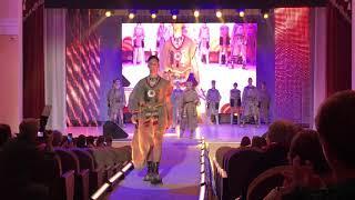Театр моды NARMUN OD VARMA    Коллекция Шит веет  весь состав Фестиваль моды им. Н. Ламановой
