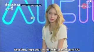 [JHH][Engsub] Yoona phonecall to Eunhyuk 150804 Channel GG - Stafaband