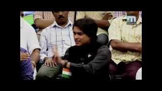 Conspiracy by Maoists against Indian Flag & Anthem - Rahul Easwar, Mathrubhumi