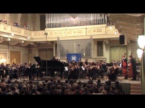 F. Mendelssohn - Piano Concerto No. 3, Doležel, Mazánek, O.M