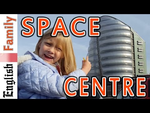 Family day out at the National Space Centre in Leicester  Vlog