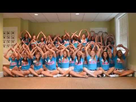 BUCKNELL ALPHA CHI OMEGA SONG ROUND 2014