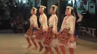 Болгария Деревня Бата Концерт фольклорного коллектива