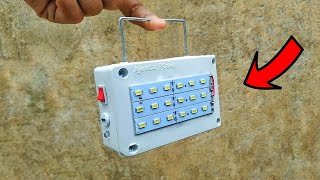 How to make High quality Emergency Light Simple Electronic