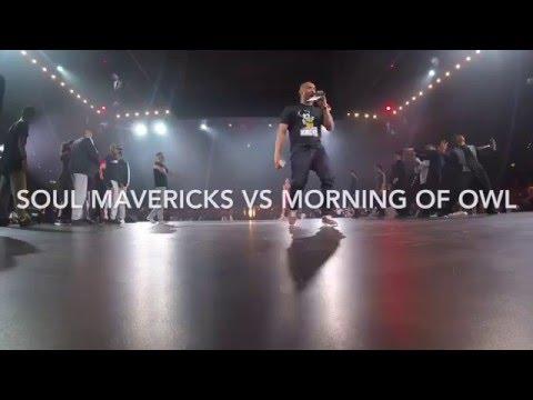 The Dance Zurich - Soul Mavericks vs Morning of Owl Semi - Final