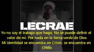 Lecrae Identity subtitulada en español