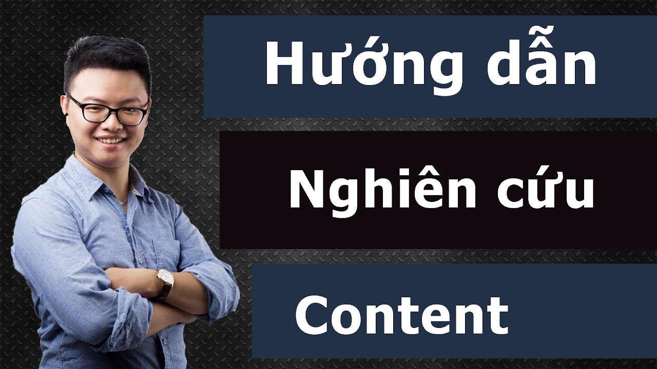 Hướng dẫn dùng phần mềm nghiên cứu content marketing – Buzzsumo
