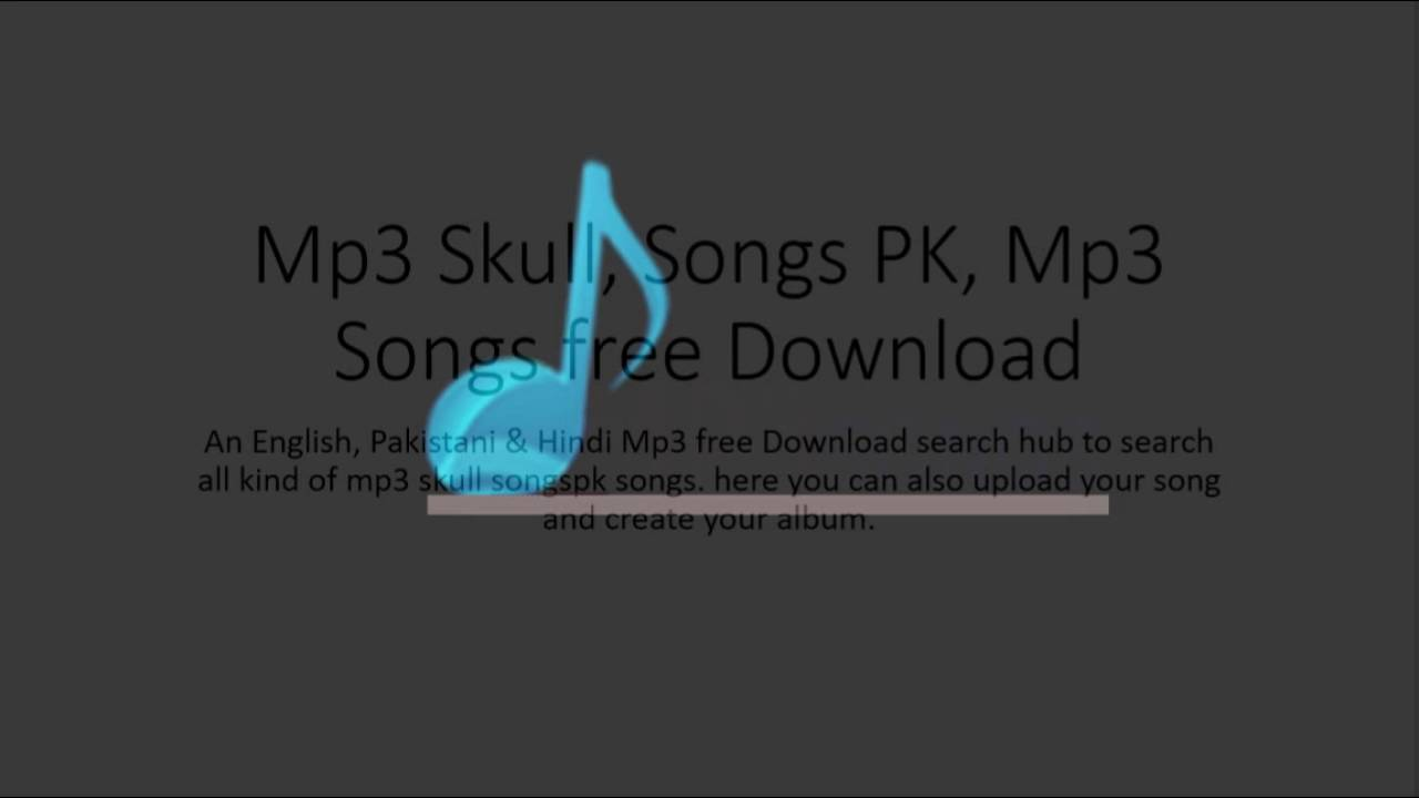 www hindi mp3 songs pk free download