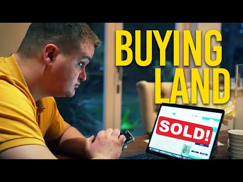 Purchasing Land From Auction (GONE WRONG!)