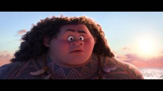 Moana (2016) - Trailer