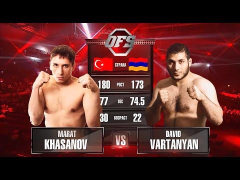 OFS-8 David Vartanyan Vs Marat Khasanov