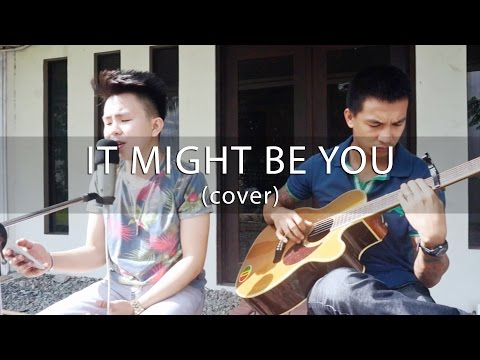 It Might Be You - Stephen Bishop (acoustic cover) Karl Zarate