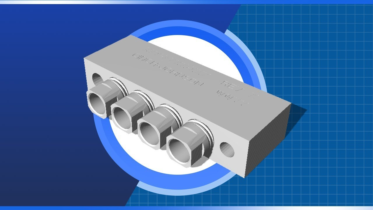 Johnson / Cinch Connectivity Solutions SMP Ganged 4 Port Series | New Product Brief