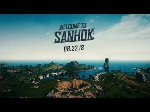 Welcome to Sanhok - 6.22.2018 - Teaser Trailer