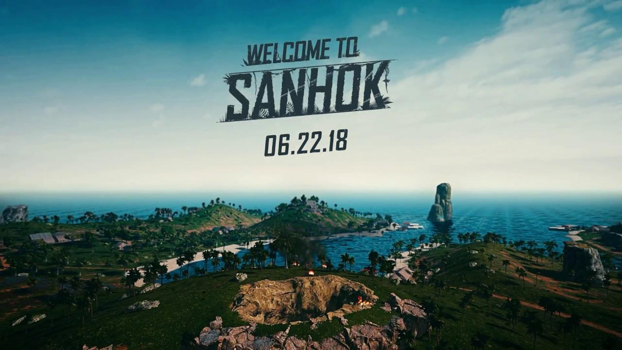 Download 9500 Koleksi Wallpaper Pubg Welcome To Sanhok Foto Paling Keren