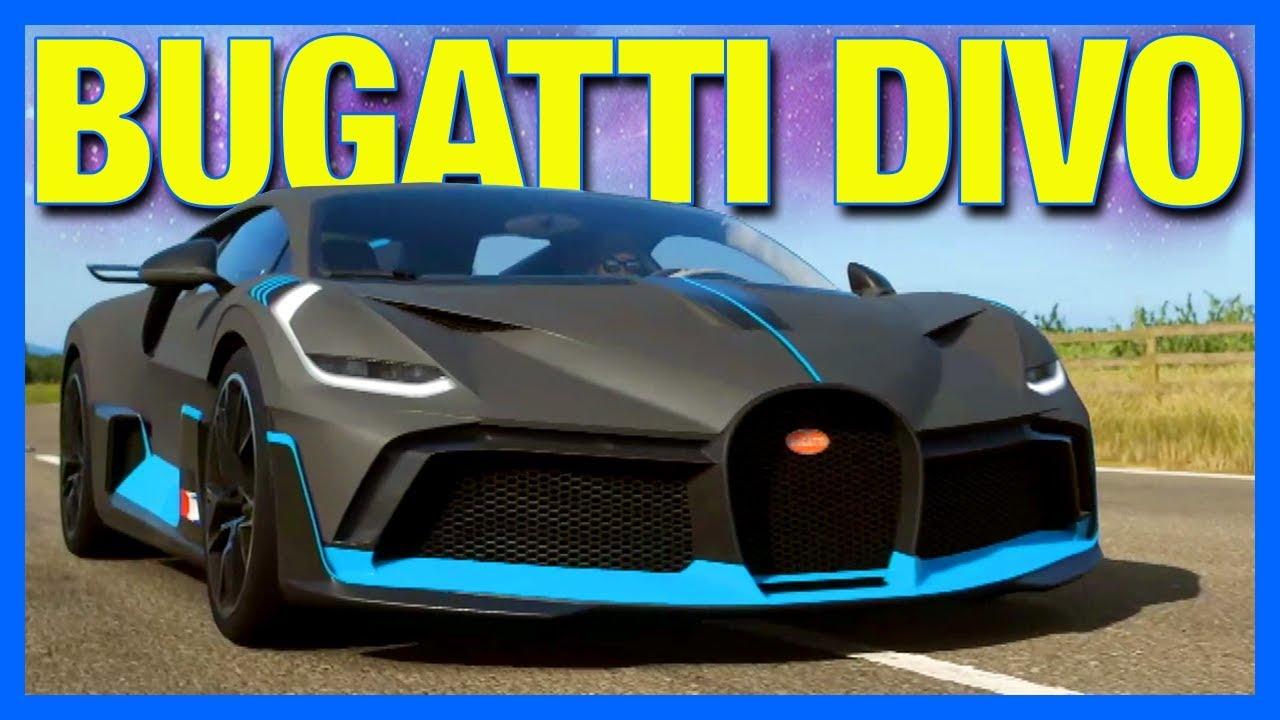 Forza Horizon 4 : Bugatti Divo, Koenigsegg CCGT & More!! (FH4 Update 15) thumbnail