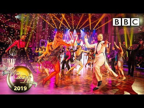 Blackpool special opens with breathtaking group routine - Blackpool | BBC Strictly 2019