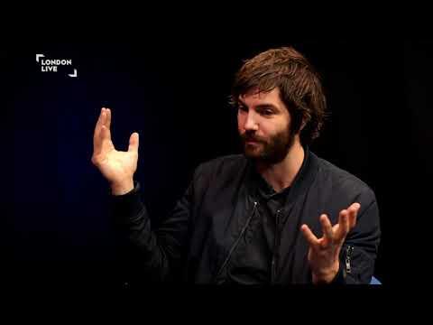 Jim Sturgess discusses the making of Hard Sun  London Live