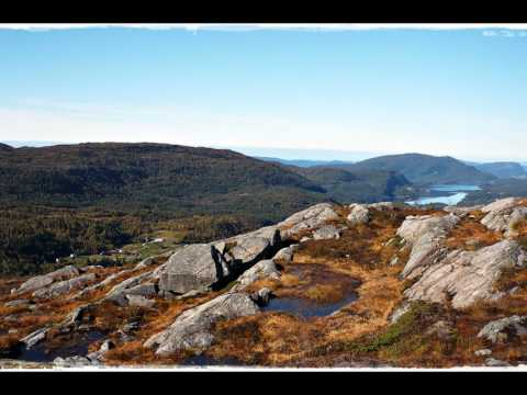 Osterøy, Norway. Welcome to  beautiful scenery and cultural experiences.wmv