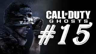 Call of Duty Ghosts 1080p HD Gameplay Walkthrough Episode 15 - Severed Ties - The Tank Battalion