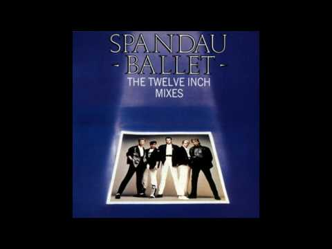 SPANDAU BALLET   THE 12 INCH MIXES