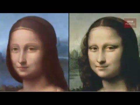 Descubren Un Retrato Escondido Bajo La Mona Lisa Youtube