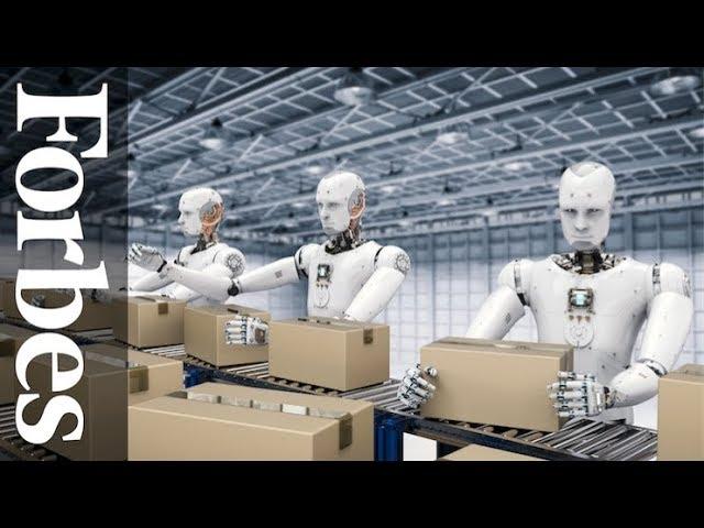 Когда роботы заменят людей?   Forbes