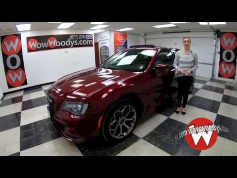 2018 Chrysler 300 300s Review | Video Walkaround | Used Cars and Trucks For sale at WowWoodys