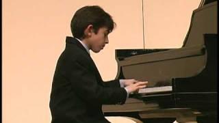 Ben Gottesman Piano - Maple Leaf Rag - Joplin