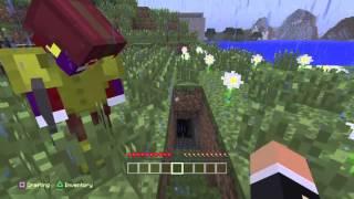 Minecraft: PlayStation®4 Edition evil Ronald mc Donald encounter