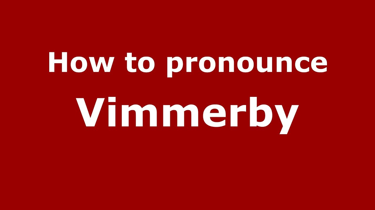 audio video vimmerby