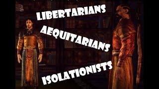 Dragon Age Origins #2 Mucho politics