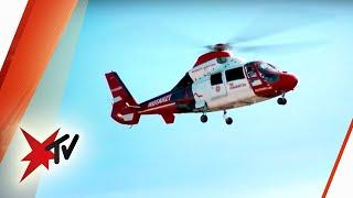 In der Luft mit der Johanniter-Luftrettung | stern TV