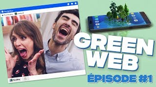 GREEN WEB #01 : INTERNET, UNE POLLUTION MONSTRUEUSE