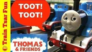 Thomas the Tank Engine with Sound! Bachmann! New HO Scale train locomotive!