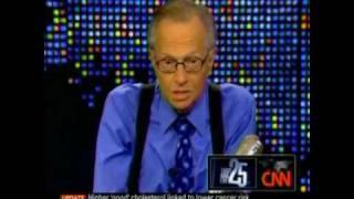 June 15 CNN Larry King: Interviews T. Boon Pickens - Part 1 of 3