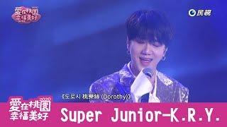 Super Junior K.R.Y.《도로시 桃樂絲 (Dorothy)》-2020桃園跨年晚會